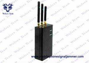 China Portable Wireless Wifi Jamming Device With Isolating Signal Bandwidth on sale