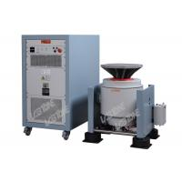 Mobile Phone Vibration Shaker Table , Vibration Equipment With Fixture And Slip Table