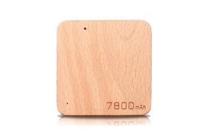 China 7800mAh Mobile Charger Power Bank , Polymer Lithium External Phone Battery on sale