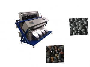 China Clasificador del color de la alubia negra del CCD, máquina del clasificador del grano con el uno mismo que comprueba el sistema on sale