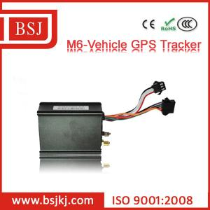 China M6 real time gps tracking vehicle gps tracker for cars & taxi on sale