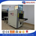 máquina de radiografía del aeropuerto del analizador del equipaje de la radiografía del cargamento del transportador 150KG