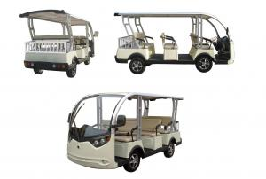 China ELECTRIC 8 SEATER PASSANGER CAR, SHUTTLE BUS, SIGHTSEEING CAR on sale