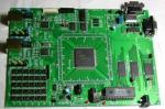 Serviços sem chumbo do conjunto da placa de circuito tomado partido do dobro do PWB HASL de GPS