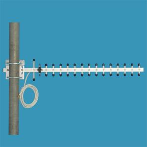 China 2.4g Yagi 6DBI 2.4G WiFi Booster Antenna For Wireless IP Camera Or Router on sale