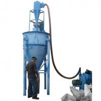 Rubber Power Fiber Separator Rubber Recycling Plant Separation Nylon
