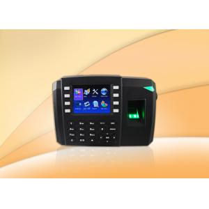 China Biometric entry systems , Fingerprint Access Control Terminal With Power To Lock ,  Anti-Pass Back on sale