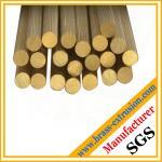 brass knurling rods C38500 CuZn39Pb3  CuZn39Pb2 CW612N C37700