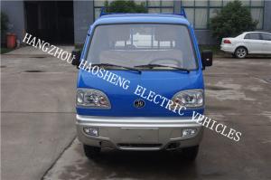 China Long Lifetime 2 Tons Electric Platform Truck 48V DC Motor Battery Power on sale
