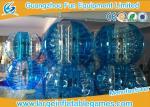 Jogos infláveis exteriores personalizados engraçados do esporte da bola inflável humana da bolha