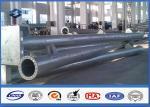 円形の熱いすくいは鋼鉄管状のポーランド人 ASTM A123 の標準的なフランジ モードに電流を通しました