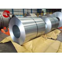 China BV Passed Hot Dipped Galvanized Steel Coil / DX51D Zinc Cold Rolled Coil on sale