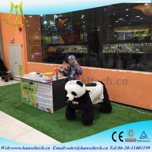 China Hansel coin operated rides and mini carousel rides and rides indoor amusement machine for sale on sale