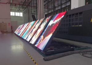 China Red Green Blue RGB LED Display Digital LED Billboard w320xh320mm on sale
