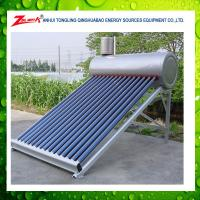 high quality  split pressurized  solar water heater/SWH 200L Made in China