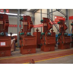 China Surface Intensification Tumble Shot Blasting Machine Low Noise High Life Time on sale
