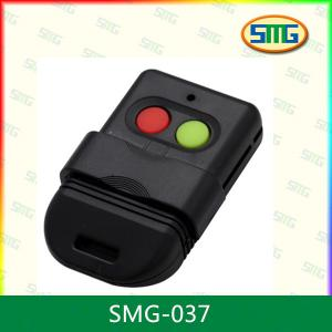 China Door opener transmitter fix code ic smc5326p-3 rf remote control on sale