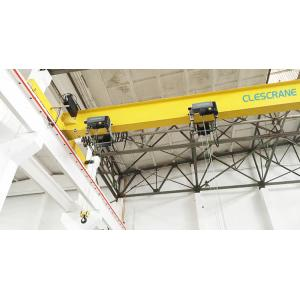 China China manufacture 1-20t single girder beam overhead Crane with electric hoist on sale