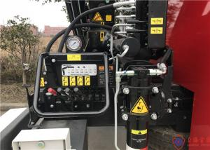 China Piston Primer Pump HOWO Chassis Water Tanker Fire Truck 10180×2500×3650mm on sale