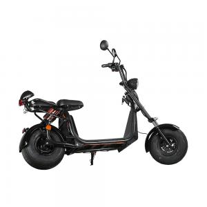 China No Foldable Two Wheel Standing Scooter , 2 Wheel Scooter Electric 35-70km Range Per Charge on sale