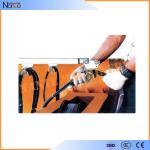 Carriles de acero galvanizados sistema del conductor del adorno del carril de la grúa C con el pasador de cobre amarillo
