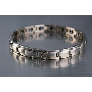 China Sapin titanique 4 d'hématite de germanium d'aimant dans bracelets de 1 de bio santé on sale