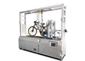 China PC Control Bicycle Road Dynamic Test Machine for Bike Brakes Performance Test on sale