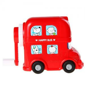 China Car Cool Pencil Sharpeners Customized With Hand Crank on sale