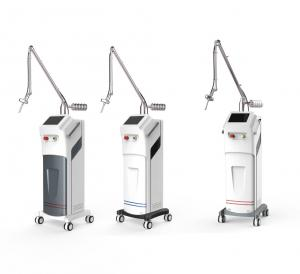 China 10600nm Fractional CO2 Laser Equipment , Medical Laser Beauty Machine 5 Probes on sale