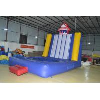 Inflatable Trampoline 0.55mmpvc Inflatable Toy with 0.55mm PVC Tarpaulin Material