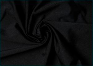 China Plain Polyester Sportswear Fabric Nylon Blend Spandex 1.3m x 150gsm on sale