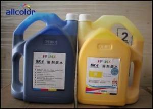 China Phaeton Solvent Printer Ink , Challenger Eco Solvent Printer Ink on sale