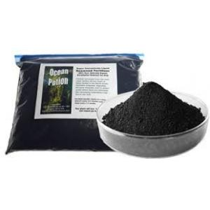 China High Performance Organic Seaweed Fertilizer Brownish Powder For Crops Growth on sale