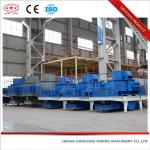 High efficiency industry limestone ore sand making machine