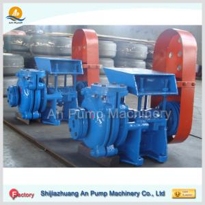 China Gold Mining Slurry Centrifugal Mud Pump on sale