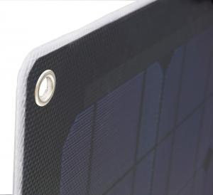China China ETFT High Efficiency semi Flexible 200W 250W 300W transparent thin film solar panel on sale