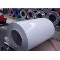 Anti-Erosion Refrigerators Aluzinc PPGI Steel Coil Plate 1200MM Width