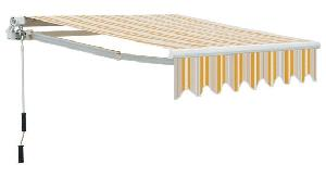 China Garden Awning Window Retractable Awning LG5506 on sale