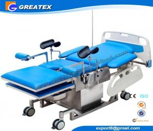 China Modern and humane Obstetric Table for maternity ward with Sitting Board Adjustment on sale