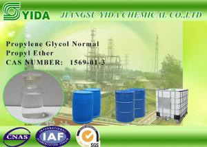 China Water Soluble Propylene Glycol Normal Propyl Ether HLB 12 For Household Cleaners supplier
