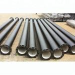 OEM customized 100m ductile cast iron double flanged pipes