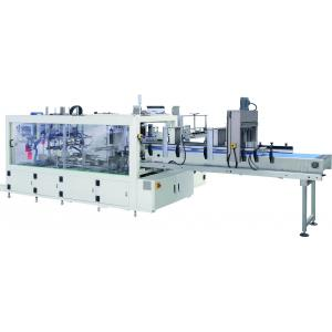 China High Capacity Food Packaging Systems 380V Wrap Around Packaging Machine on sale