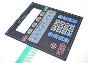 China Waterproof Mechanical Keyboard Switches , Marine Membrane Switch Panel on sale