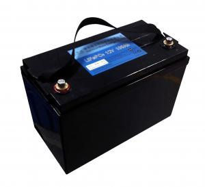 China OptimumNano Solar Home Battery , Safety E-Bike 12V Lithium Solar Battery on sale