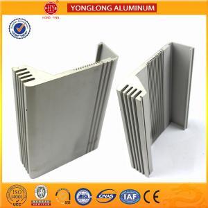 China Aluminum Heat Transfer Plates with High Mechanical Strength / Good Air Tightness on sale