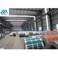 H14 H16 H18 Pre Painted Color Coated Aluminium Coil Scrubbing Resistant
