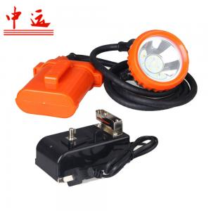 China KJ3.5LM High Power LED Mining Safety Cap Lamp on sale