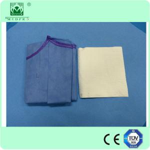 0e7a9b4884 Free sample! CE sterile disposable surgical gown with hand paper towel
