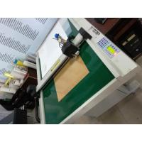China LED light box engraving machine production cutter on sale