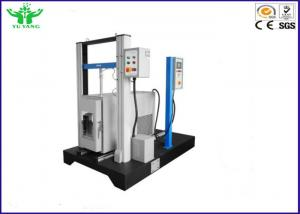 China Environmental High Low Temperature Tensile Tension Testing Machine 400mm on sale